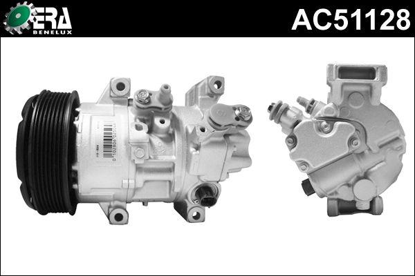 Compresseur, climatisation - ERA Benelux - AC51128