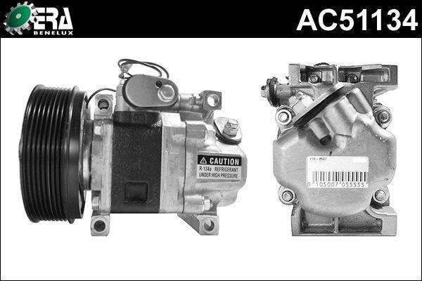 Compresseur, climatisation - ERA-amApiece - 22-AC51134
