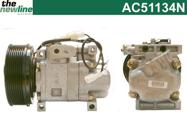 Compresseur, climatisation - ERA Benelux - AC51134N