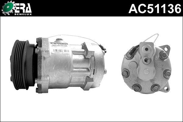 Compresseur, climatisation - ERA Benelux - AC51136