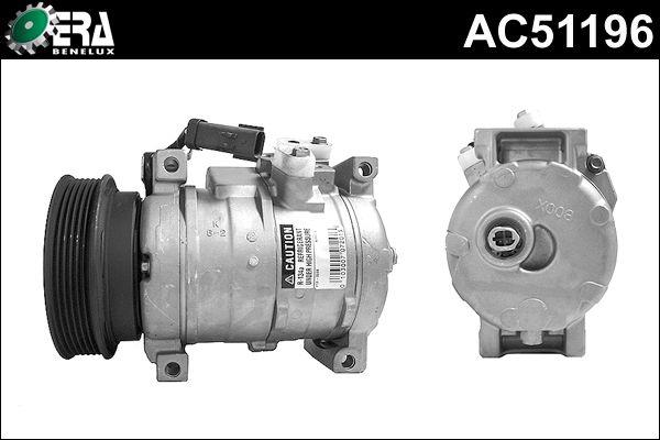 Compresseur, climatisation - ERA-amApiece - 22-AC51196