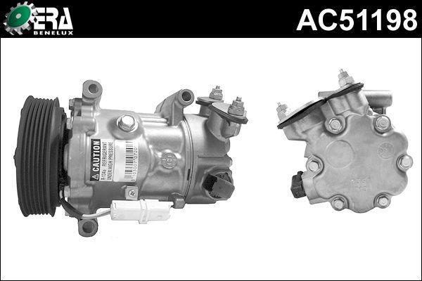 Compresseur, climatisation - ERA Benelux - AC51198