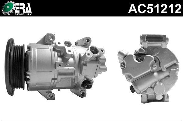 Compresseur, climatisation - ERA Benelux - AC51212