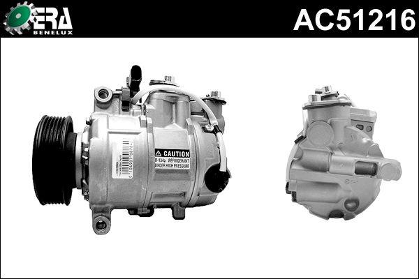 Compresseur, climatisation - ERA Benelux - AC51216