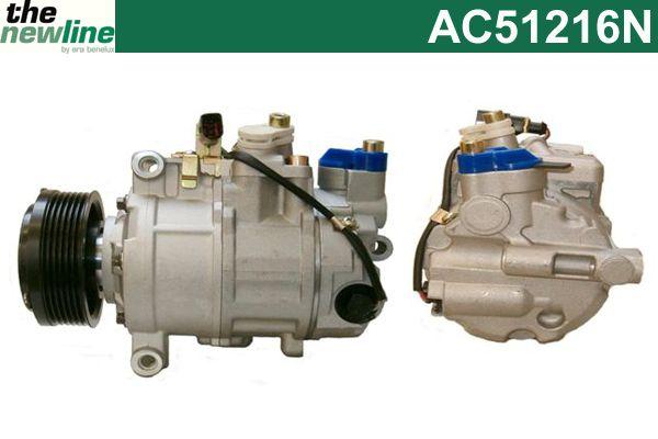 Compresseur, climatisation - ERA Benelux - AC51216N