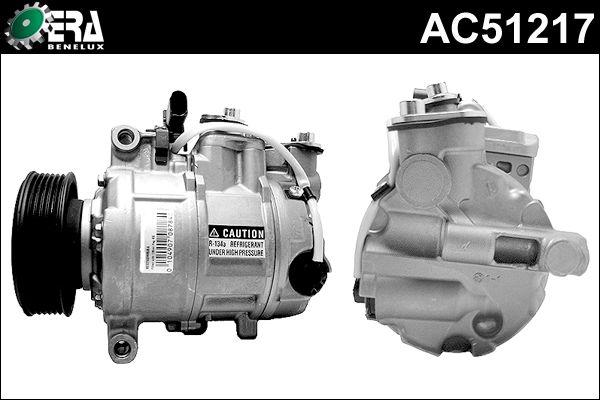Compresseur, climatisation - ERA Benelux - AC51217