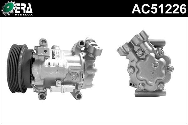 Compresseur, climatisation - ERA Benelux - AC51226