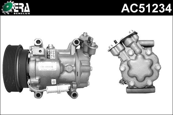 Compresseur, climatisation - ERA Benelux - AC51234