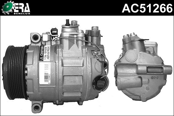 Compresseur, climatisation - ERA Benelux - AC51266