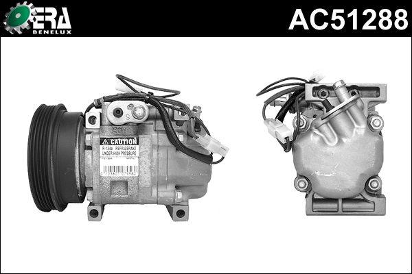 Compresseur, climatisation - ERA Benelux - AC51288
