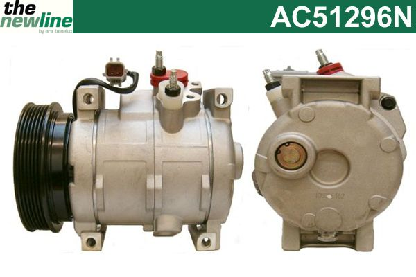 Compresseur, climatisation - ERA Benelux - AC51296N