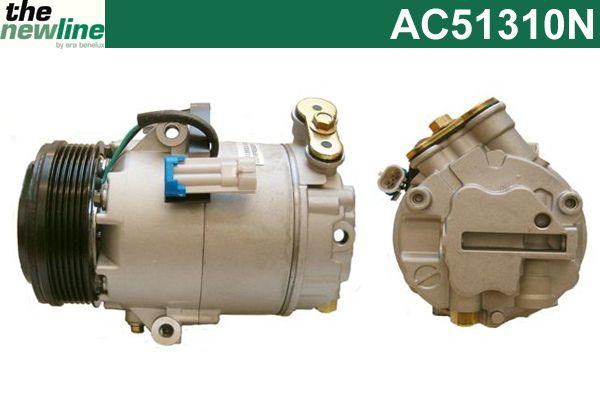 Compresseur, climatisation - ERA Benelux - AC51310N