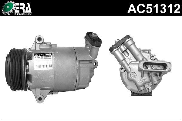 Compresseur, climatisation - ERA Benelux - AC51312