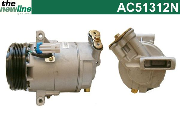 Compresseur, climatisation - ERA-amApiece - 22-AC51312N