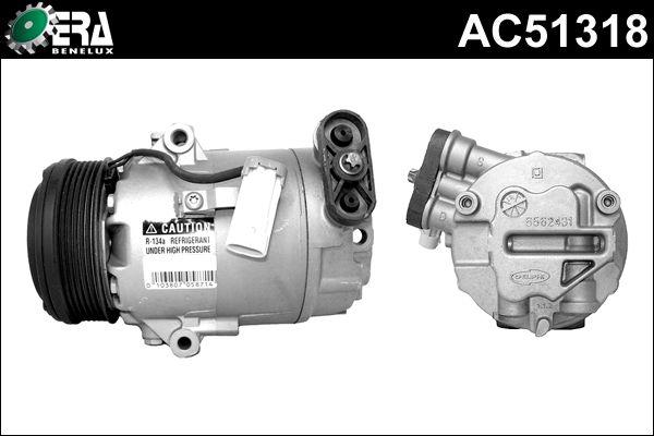 Compresseur, climatisation - ERA Benelux - AC51318