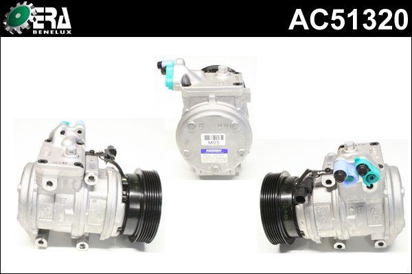 Compresseur, climatisation - ERA Benelux - AC51320