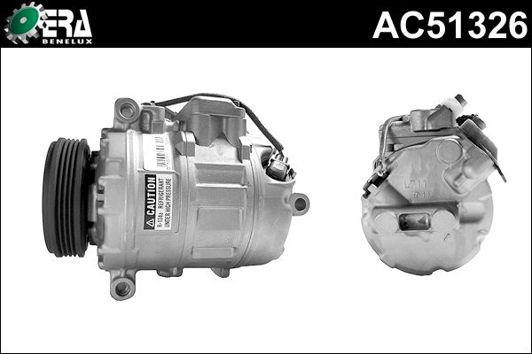Compresseur, climatisation - ERA Benelux - AC51326