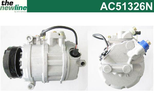 Compresseur, climatisation - ERA Benelux - AC51326N