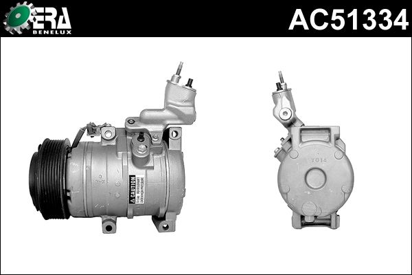 Compresseur, climatisation - ERA Benelux - AC51334