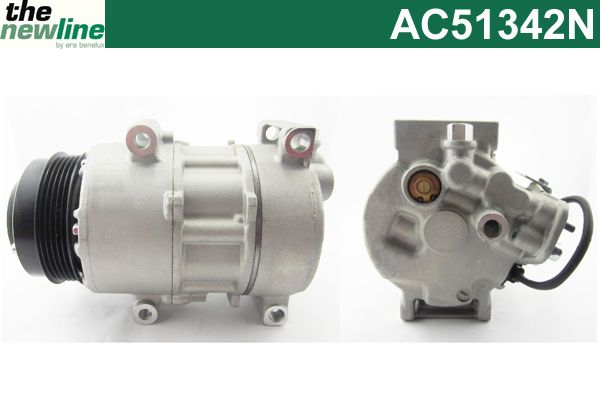 Compresseur, climatisation - ERA Benelux - AC51342N