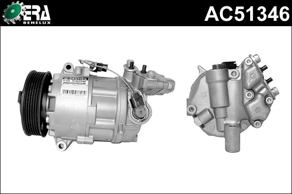 Compresseur, climatisation - ERA Benelux - AC51346