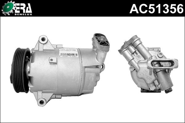 Compresseur, climatisation - ERA Benelux - AC51356