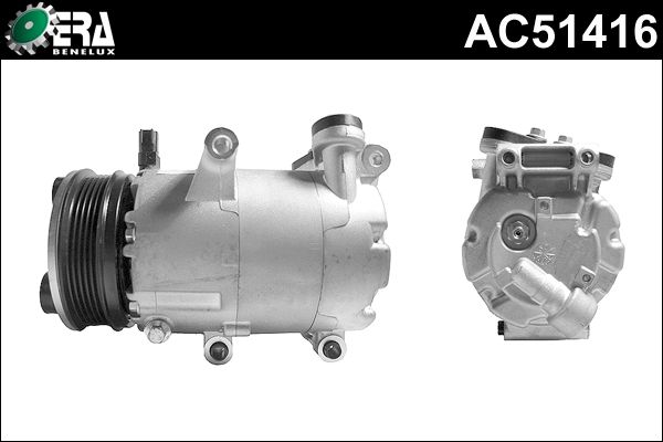 Compresseur, climatisation - ERA Benelux - AC51416