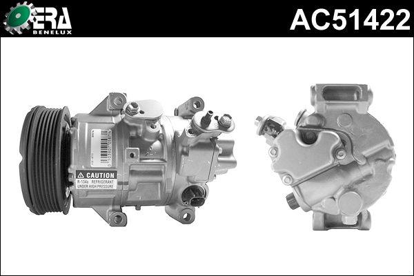 Compresseur, climatisation - ERA Benelux - AC51422