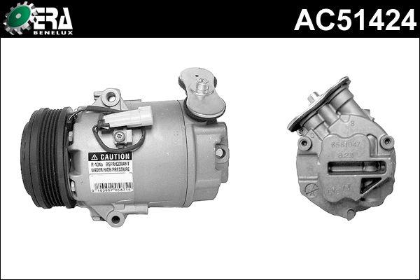 Compresseur, climatisation - ERA Benelux - AC51424