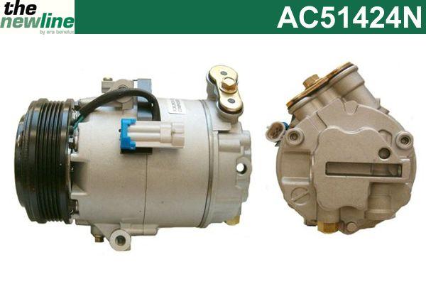Compresseur, climatisation - ERA Benelux - AC51424N