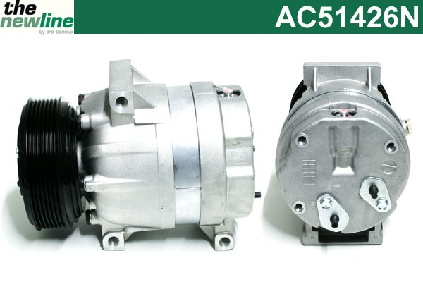 Compresseur, climatisation - ERA-amApiece - 22-AC51426N