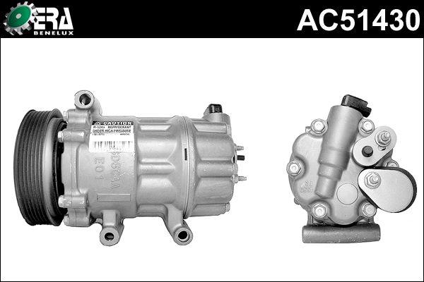 Compresseur, climatisation - ERA Benelux - AC51430
