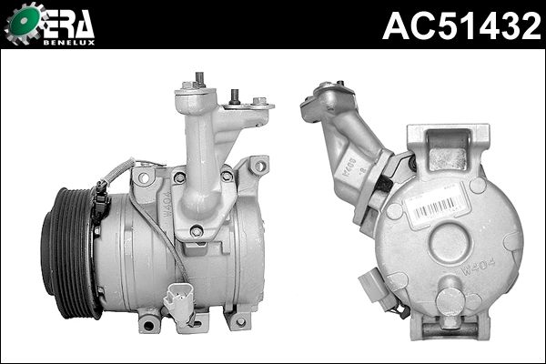 Compresseur, climatisation - ERA Benelux - AC51432