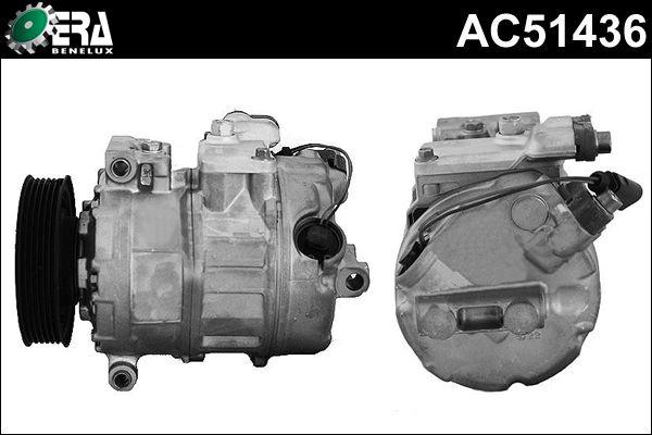 Compresseur, climatisation - ERA Benelux - AC51436