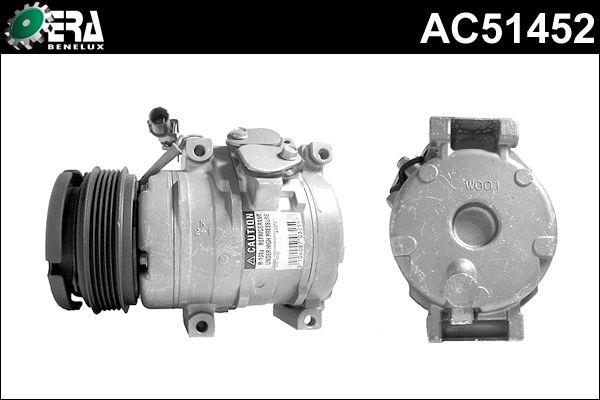 Compresseur, climatisation - ERA Benelux - AC51452