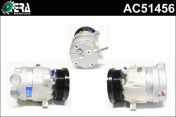 Compresseur, climatisation - ERA Benelux - AC51456