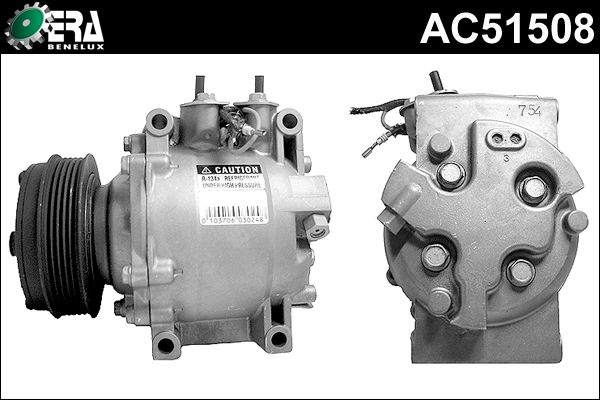 Compresseur, climatisation - ERA Benelux - AC51508