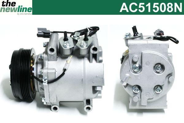 Compresseur, climatisation - ERA Benelux - AC51508N