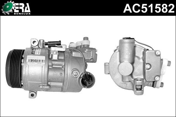 Compresseur, climatisation - ERA Benelux - AC51582