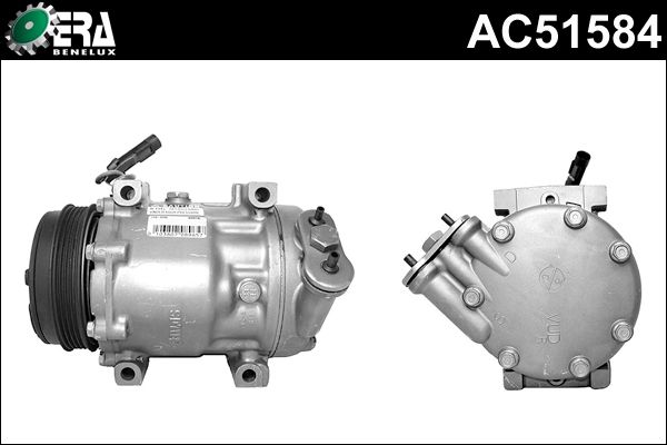 Compresseur, climatisation - ERA Benelux - AC51584