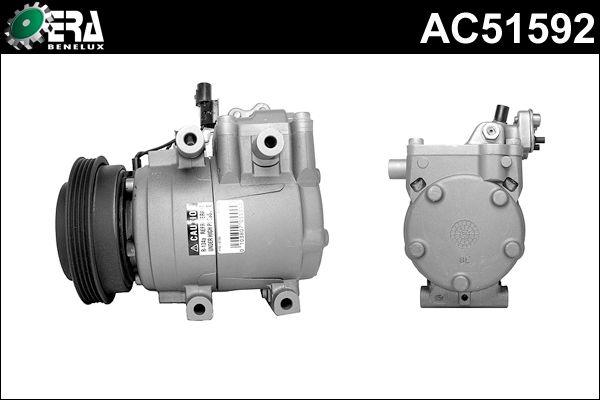 Compresseur, climatisation - ERA Benelux - AC51592