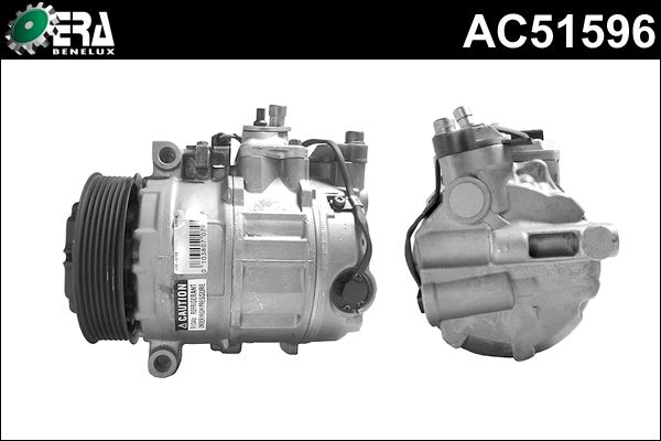 Compresseur, climatisation - ERA Benelux - AC51596