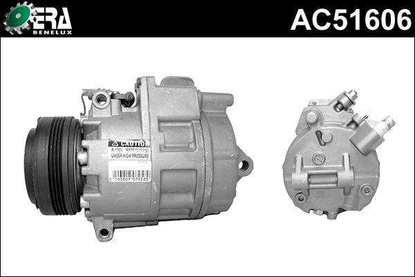 Compresseur, climatisation - ERA Benelux - AC51606
