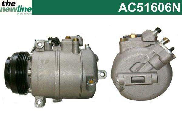 Compresseur, climatisation - ERA Benelux - AC51606N