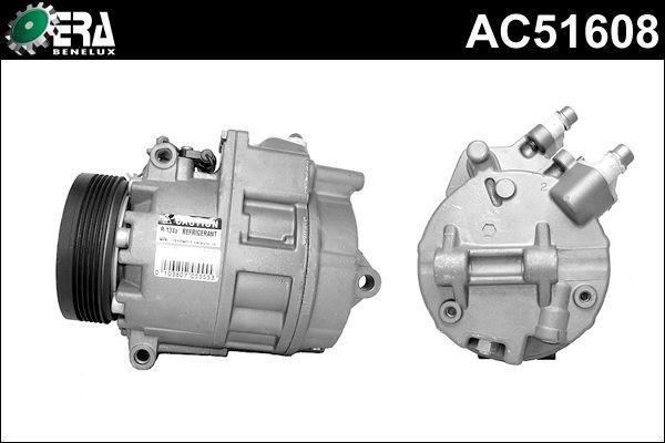 Compresseur, climatisation - ERA Benelux - AC51608