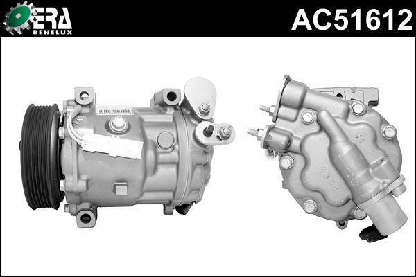 Compresseur, climatisation - ERA Benelux - AC51612