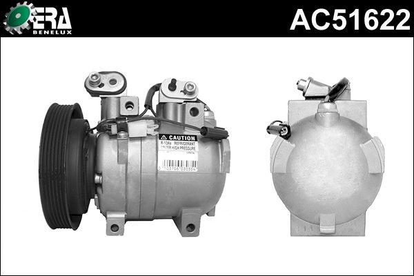 Compresseur, climatisation - ERA Benelux - AC51622