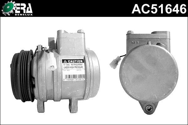 Compresseur, climatisation - ERA Benelux - AC51646