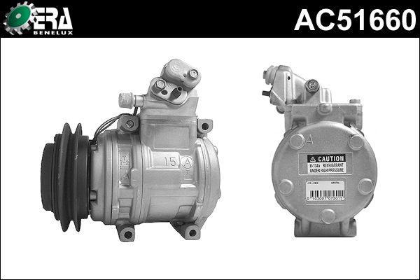 Compresseur, climatisation - ERA Benelux - AC51660