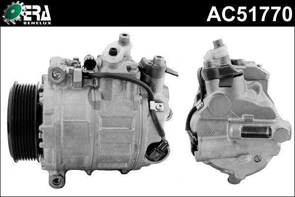 Compresseur, climatisation - ERA Benelux - AC51770